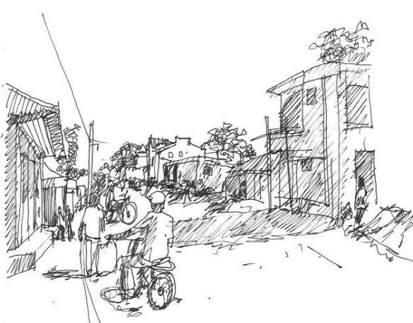 street scene 2